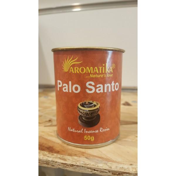 Encens résine naturelle PALO SANTO - Aromatika