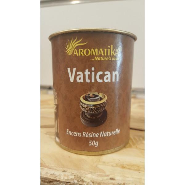 Encens résine naturelle VATICAN - Aromatika