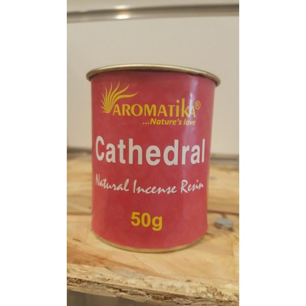 Encens résine naturelle CATHEDRAL - Aromatika