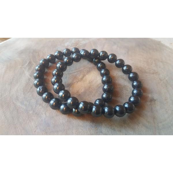 Tourmaline Noire - Bracelet 08mm