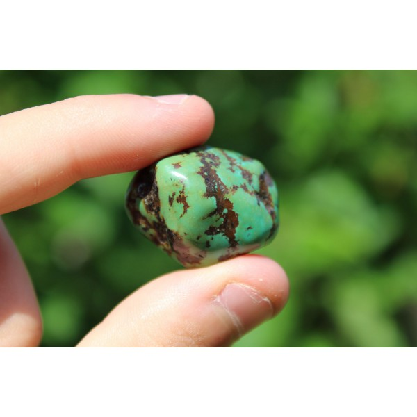 Turquoise Polie 16 Gr