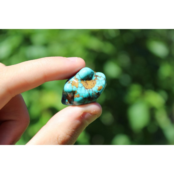 Turquoise Polie 17 Gr