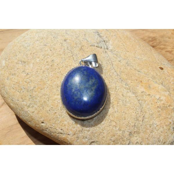Lapis Lazuli - Pendentif 12 gr + argent