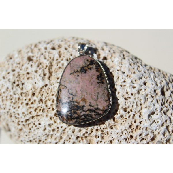 Rhodonite - Pendentif 16 Gr