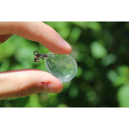 Cristal de Roche - pendentif 6 gr