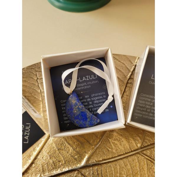Suspension Lapis Lazuli - pierre à suspendre