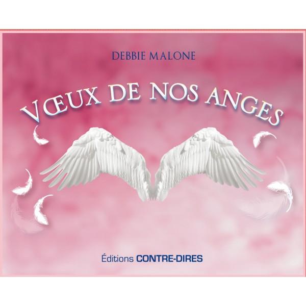 Voeux de nos Anges - Cartes Oracle