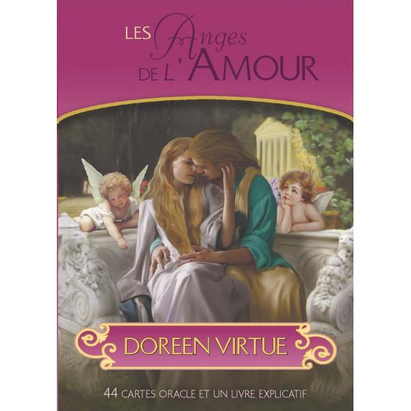 Les Anges de l'Amour - cartes oracle (coffret)