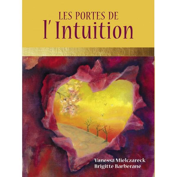 Les portes de l'intuition - cartes oracle (coffret)