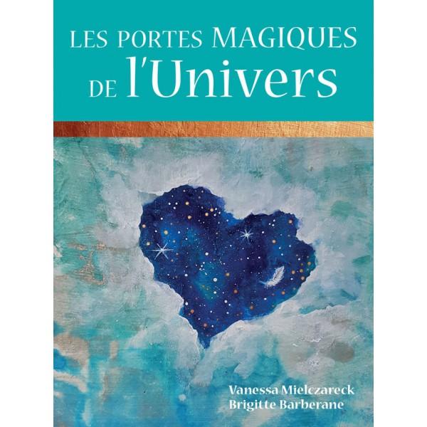 Les portes magiques de l'Univers - cartes oracle (coffret)