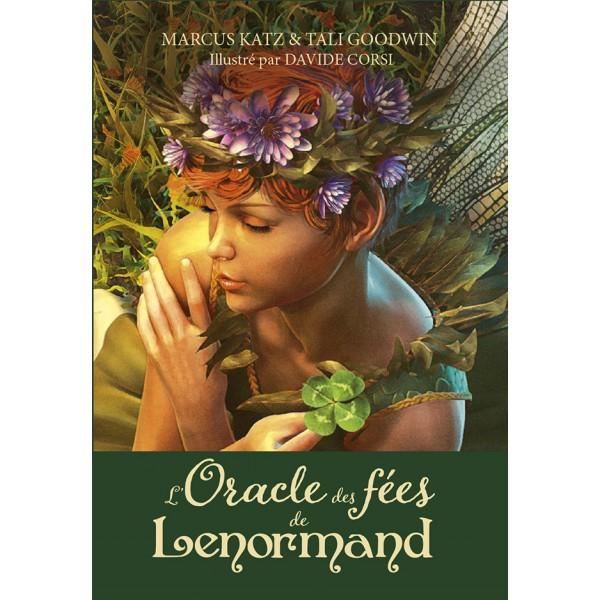 L'oracle des Fées de Lenormand - Cartes Oracle