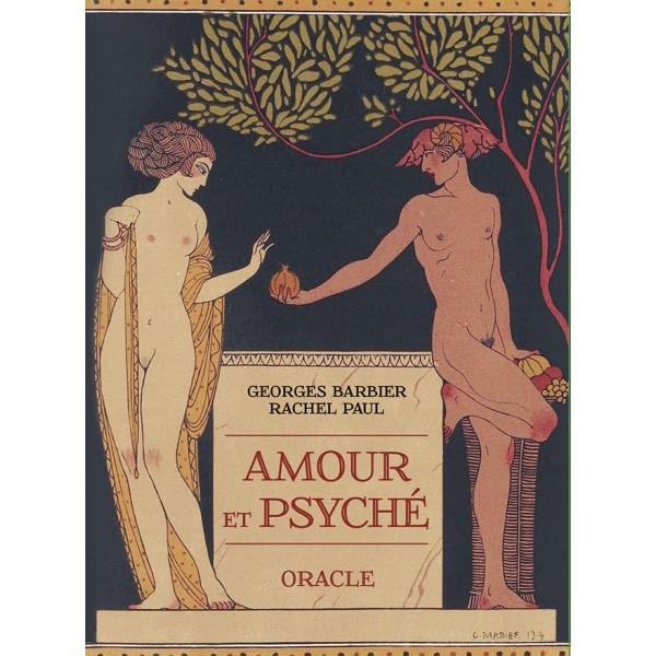 Amour et Psyché - cartes oracle (coffret)
