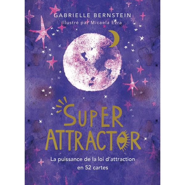 Super Attractor - cartes oracle (coffret)