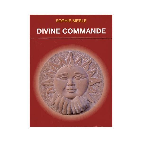 Divine Commande - cartes oracle (coffret)