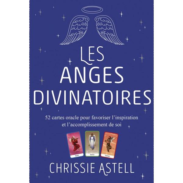 Les Anges divinatoires - cartes oracle (coffret)