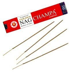 Encens GOLDEN Nag Champa - 15 GR