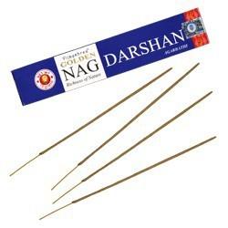 Encens GOLDEN Nag Darshan- 15 GR