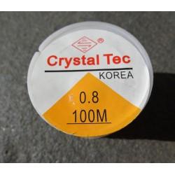 Fil Élastique Silicone - 0.08mm