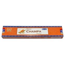 Encens SATYA Suprême  - Champa