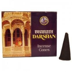 Encens en Cônes Bharath Darshan