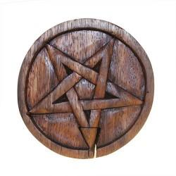 Boîte Magique du Bali - Pentagramme