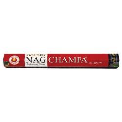 Encens GOLDEN Nag Champa - X20